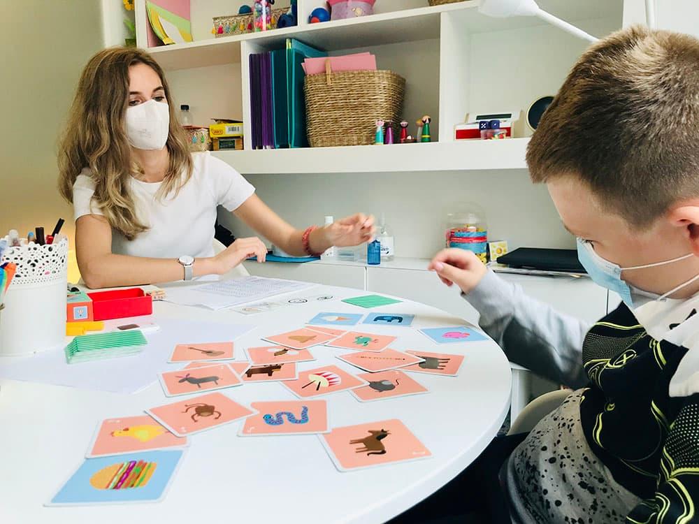 Neuropsicología infantil y juvenil en Zaragoza